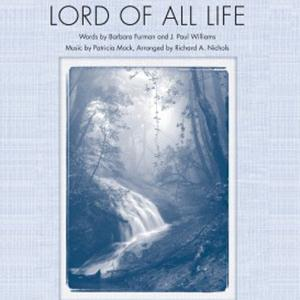 Richard A. Nichols Lord Of All Life cover art