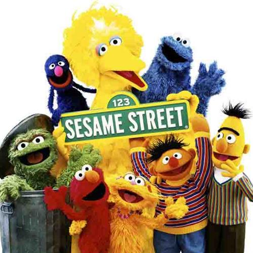 Jon Stone Sesame Street Theme cover art