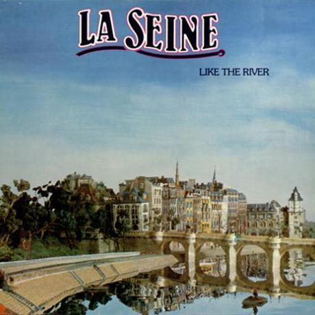Allan Roberts The River Seine (La Seine) cover art