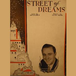 Sam Lewis Street Of Dreams cover art