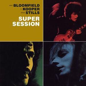 Al Kooper & Mike Bloomfield Albert's Shuffle cover art