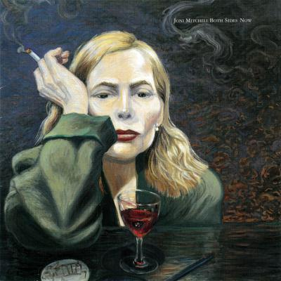 Joni Mitchell Both Sides Now cover art