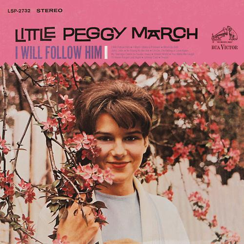 Little Peggy March I Will Follow Him (I Will Follow You) cover art