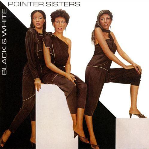 The Pointer Sisters Slow Hand cover art