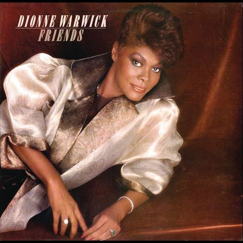 Dionne & Friends That's What Friends Are For cover art