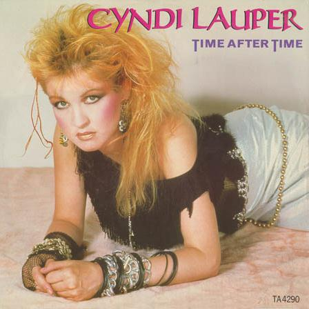 Cyndi Lauper Time After Time (feat. Sarah McLachlan) cover art