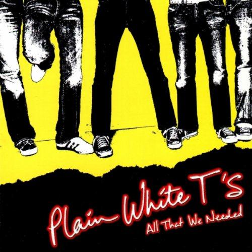 Plain White T's Hey There Delilah cover art