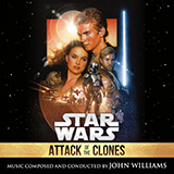 Across The Stars (Love Theme from Star Wars: Attack Of The Clones) Partiture