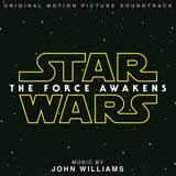 John Williams - Reys Theme (from Star Wars: The Force Awakens) - Bb Trumpet 1 (sub. C Tpt. 1)