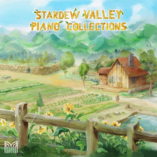 A Golden Star Was Born (from Stardew Valley Piano Collections) (arr. Matthew Bridgham)