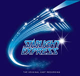 Andrew Lloyd Webber Starlight Express l'art de couverture
