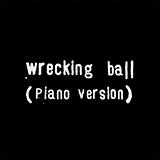Miley Cyrus - Wrecking Ball (Solo Piano Version) (arr. Stephan Moccio)