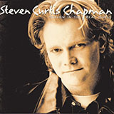 Steven Curtis Chapman Heaven In The Real World arte de la cubierta