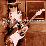 Stevie Ray Vaughan Pride And Joy l'art de couverture