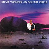 Stevie Wonder Overjoyed cover art