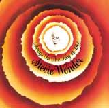 Stevie Wonder Sir Duke l'art de couverture