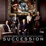 Nicholas Britell Succession Theme cover art