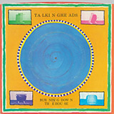 Talking Heads Burning Down The House cover art
