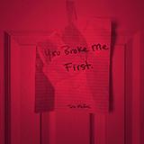 Tate McRae You Broke Me First cover art