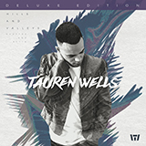 Tauren Wells God's Not Done With You cover kunst