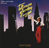 Andrew Lloyd Webber Tell Me On A Sunday cover art