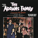 Vic Mizzy Addams Family Theme cover art