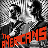 Nathan Barr The Americans Main Title cover art