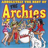 The Archies Sugar, Sugar cover art
