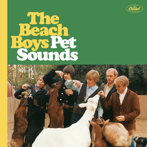 The Beach Boys God Only Knows (arr. Deke Sharon) cover art