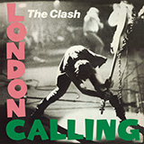 The Clash London Calling cover kunst