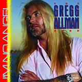 The Gregg Allman Band I'm No Angel cover art