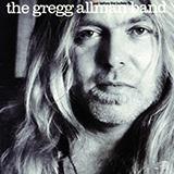 The Gregg Allman Band Demons cover art