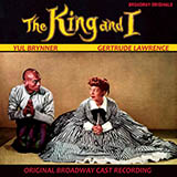 Rodgers & Hammerstein - We Kiss In A Shadow (from The King And I)