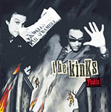 The Kinks Scattered cover art