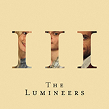 The Lumineers Donna cover art