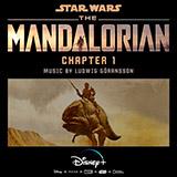 Ludwig Goransson The Mandalorian (from Star Wars: The Mandalorian) cover art