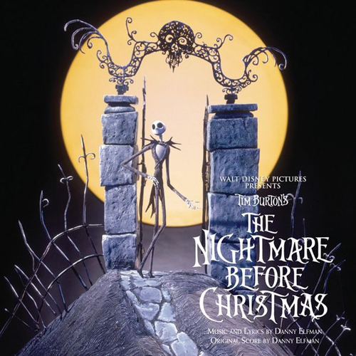 Danny Elfman This Is Halloween (from The Nightmare Before Christmas) cover art