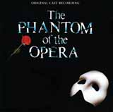 Andrew Lloyd Webber The Phantom Of The Opera l'art de couverture