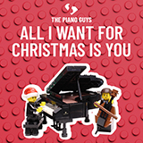 The Piano Guys - All I Want For Christmas Is You