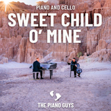 The Piano Guys Sweet Child O' Mine cover art