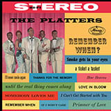 The Platters - Smoke Gets In Your Eyes (arr. Lee Evans)