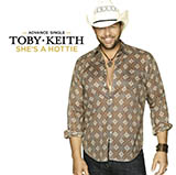 Toby Keith She's A Hottie cover art