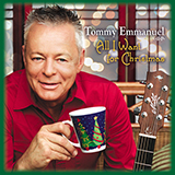 Tommy Emmanuel Rudolph The Red-Nosed Reindeer cover art