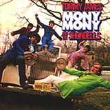 Tommy James & The Shondells Mony, Mony cover kunst