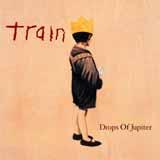 Train Drops Of Jupiter (Tell Me) cover art