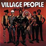 Village People Macho Man cover art