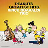 Vince Guaraldi - Thanksgiving Theme (arr. Phillip Keveren)