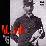 W.C. Handy St. Louis Blues l'art de couverture