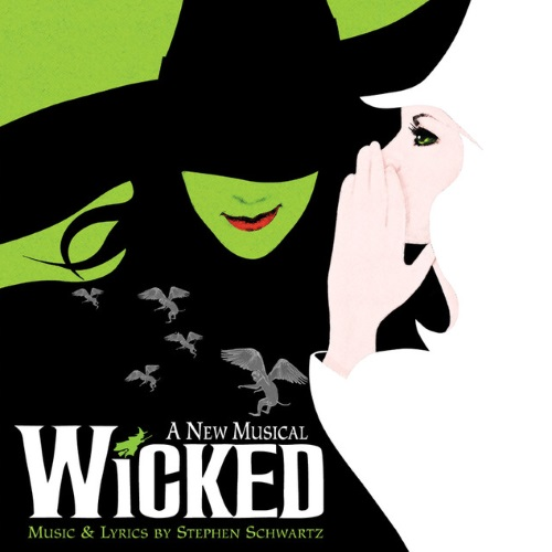 Stephen Schwartz For Good (from Wicked) cover art