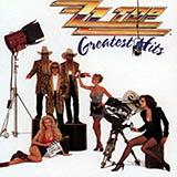 ZZ Top Viva Las Vegas cover art